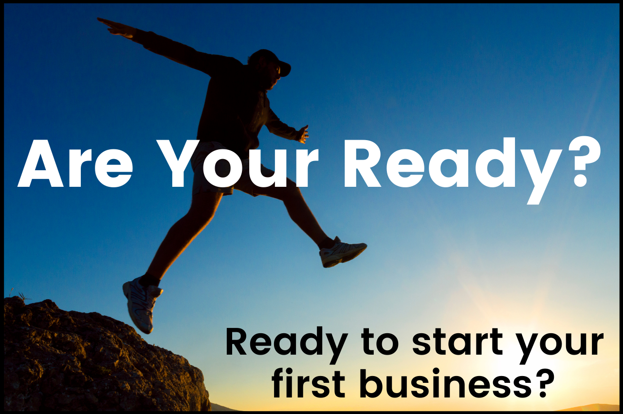 Are You Ready to Start Your First Small Business?