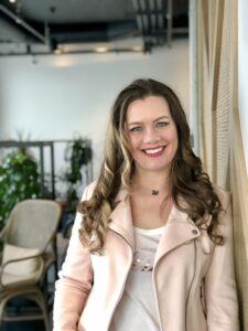 Amy van Meijl - Small Business Owner