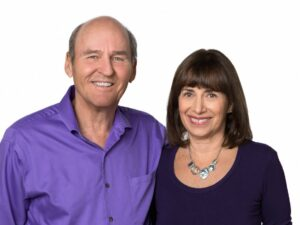 Dr. Ellyn Bader and Dr. Peter Pearson