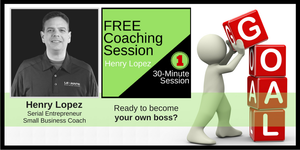 Henry Lopez Business Coaching