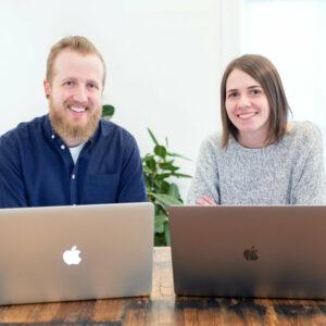 Meg & Josiah Mothershed - Logo Designers