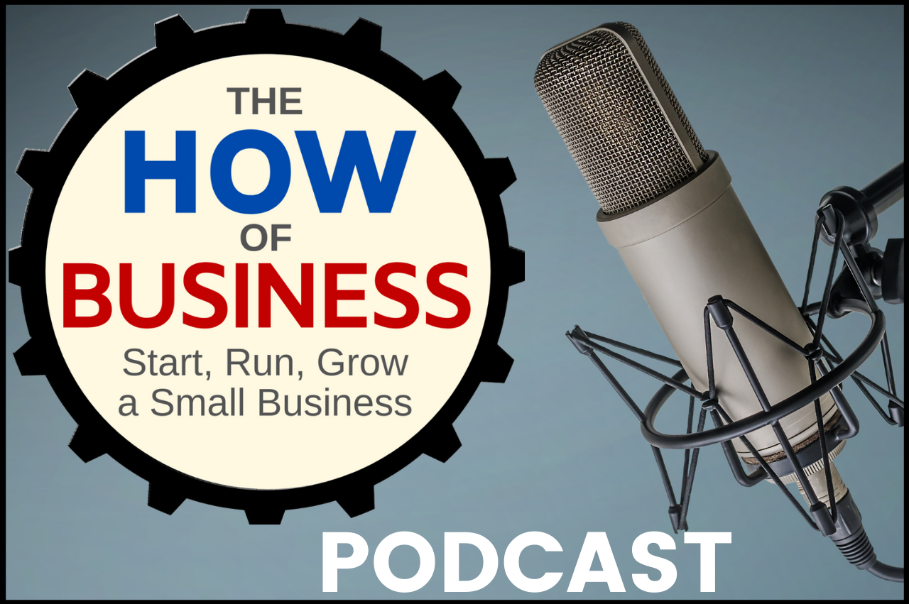 The How of Business Podcast Show