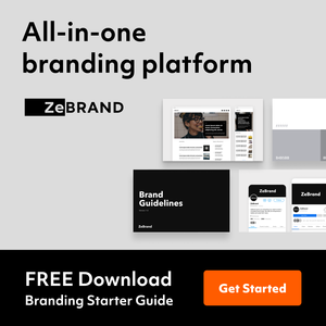 ZeBrand - Branding for Small Business